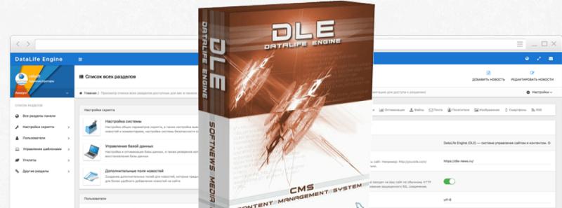 Обзор возможностей CMS DataLife Engine, плюсы и минусы качественного и удобного движка для интернет-магазина