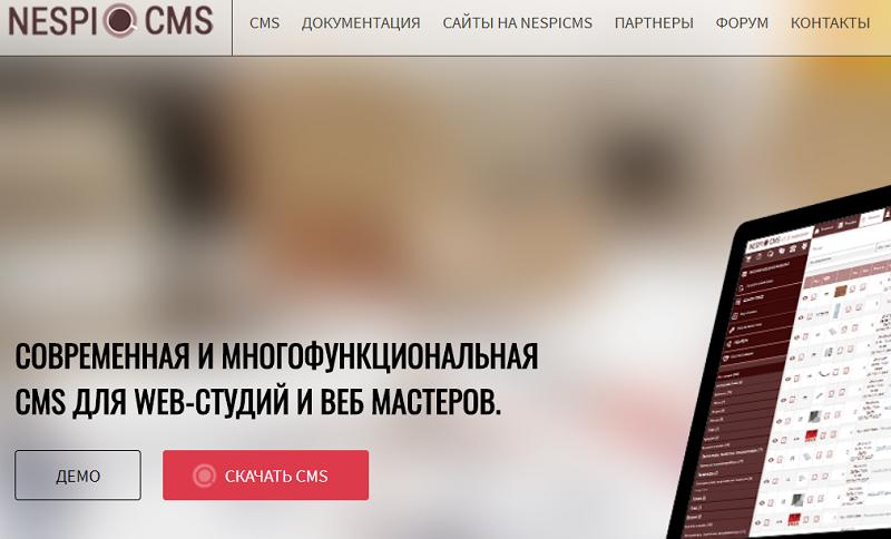 Обзор возможностей Nespi CMS: плюсы и минусы удобного движка для интернет-магазина от украинских разработчиков