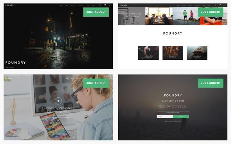Бесплатные шаблоны WordPress: обзор лучших тем для различных видов сайтов