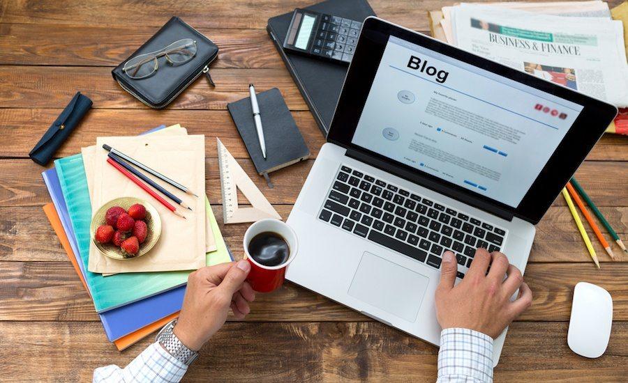 Как вести блог интернет-магазина для получения информационного трафика